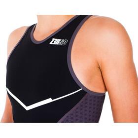 Z3R0D Racer Trisuit Damen black